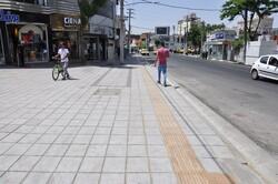 ۸ منطقه به جمع مناطق دارای طرح مصوب بهسازی معابر پیاده رو پیوستند/احداث مسیرهای دوچرخه