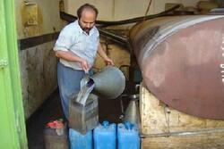 توزیع ۲۴ میلیون لیتر مواد سوختی توسط شبکه تعاون روستایی