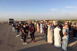 واکنش ائتلاف فتح به ممانعت از ورود معترضان به بغداد