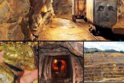 سالانه یک میلیون تن ماده معدنی طلا در تکاب فرآوری می شود