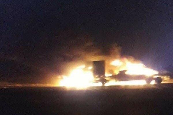 Irak'ta ABD üssüne bir saldırı daha