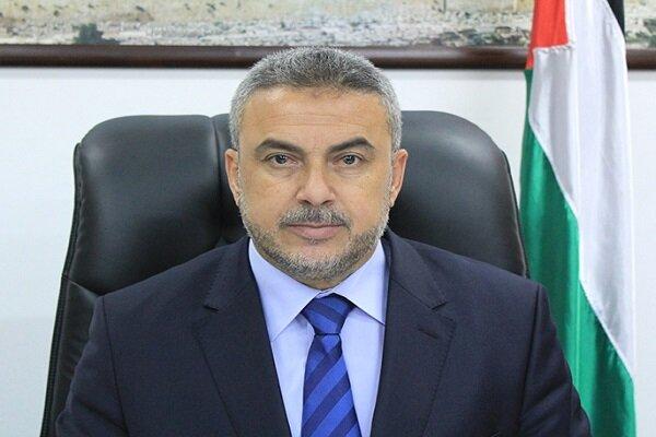 رضوان: رحيل الحاج حجازي خسارة كبيرة لفلسطين والمقاومة