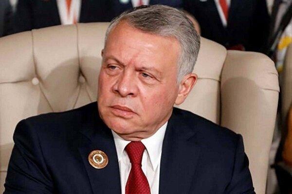 ملك الأردن يدعو الحكومة الى إلغاء كافة الإتفاقيات مع الكيان الصهيوني