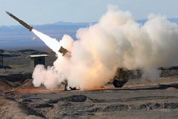 """الحرس الثوري يزيح الستار عن المنظومة الصاروخية """"الموجهه بالليزر"""""""