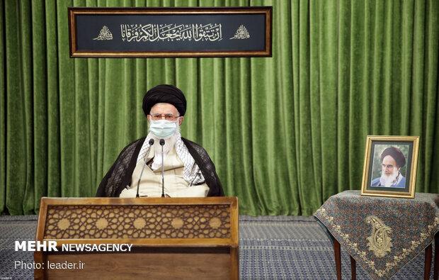İslam Devrimi Lideri milletvekillerine hitap etti