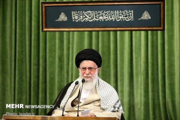 Ayetullah Hamanei yarın İran milletine hitap edecek