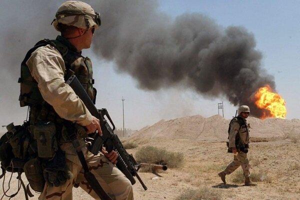 اقدامات ارتش آمریکا در عراق و سوریه ویرانگر بوده است