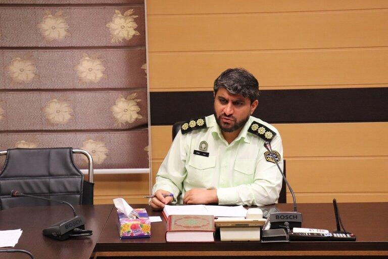 برگزاری بیست و پنجمین دوره مسابقات سراسری قرآن ناجا