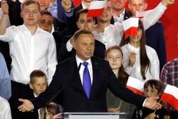 پیشتازی «آندری دودا» در انتخابات ریاست جمهوری لهستان