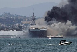 US continuing secrecy in Naval ship explosion