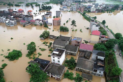 VIDEO: 141 dead or missing due to severe flooding in China