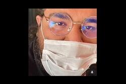 فراخوان رضا صادقی برای مبارزه با کرونا/ ماسک میزنم برای جان تو