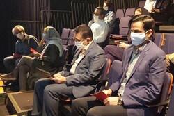 مدیر کل هنرهای نمایشی مهمان تالار سایه تئاتر شهر شد