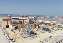 روند احداث نیروگاه ۱۴۰۰ مگاواتی سیریک قابل قبول نیست