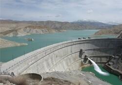 ۸۶ هزار مترمکعب آب در شبانهروز از سد گاوشان برداشت میشود