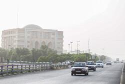 ریزگرد پدیده غالب هوای اصفهان است/ اختلاف ۳۱ درجهای دما