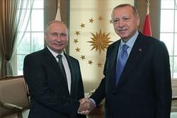 همگرایی در روابط ترکیه و روسیه/ اردوغان در مسیر جایگزین کردن پوتین به جای بایدن