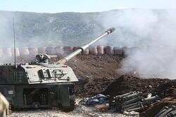 حملات سنگین توپخانه ای ارتش ترکیه به شمال عراق