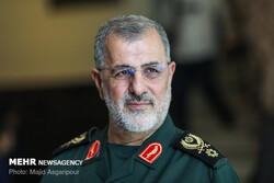 IRGC Ground Force commander visits NW borders