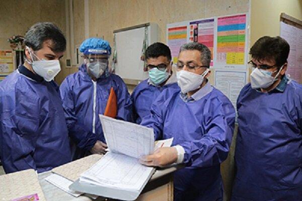 معاون وزیر بهداشت از بیمارستانهای استان بوشهر بازدید کرد