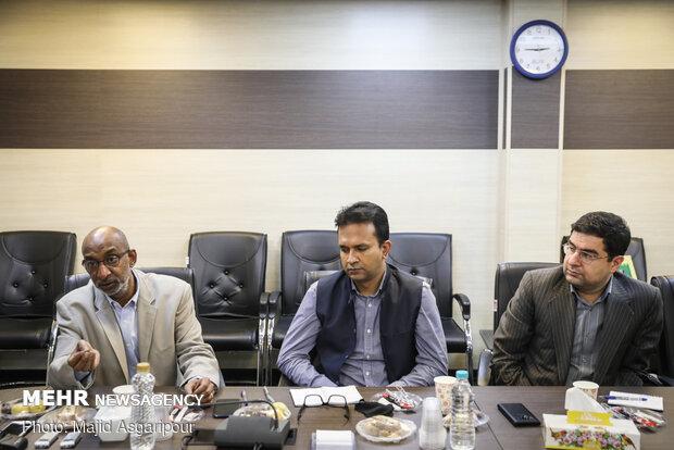 گفتگو با قدم درمندرا سفیر هند در ایران