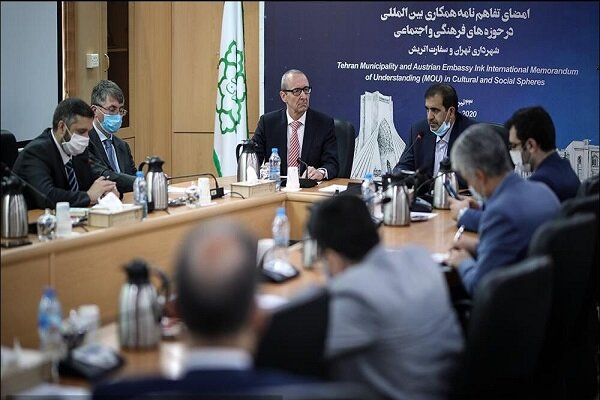 Iran, Austria coop. significant among Western countries