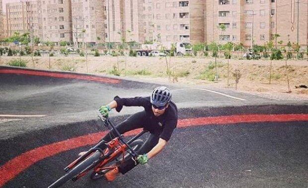 اولین دوره مسابقات استانی دوچرخهسواری در سبک پمپ ترک برگزار شد
