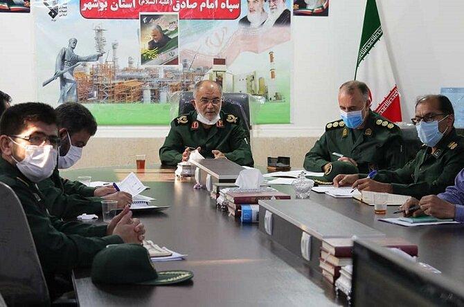 ظرفیت همه شهرستانهای استان بوشهر برای جهش تولید استفاده میشود