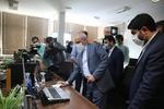 وزیر آموزش و پرورش از خبرگزاری مهر بازدید کرد