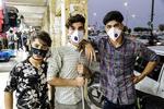 همراهی مردم بندرعباس در استفاده از ماسک