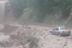 جاری شدن سیل در شهرستان بستان آباد قربانی گرفت
