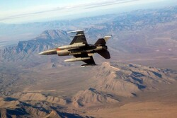 US F-16 Fighting Falcon crashes in New Mexico