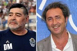 مارادونا از کارگردان ایتالیایی شکایت می کند/ اجازه نگرفتید