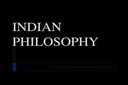 کنفرانس بینالمللی فلسفه هند برگزار میشود