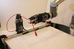 تولید رباتهای ظریف با قابلیت نصب کابل