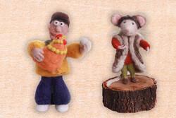 شخصیتهای انیمیشنهای کانون پرورش فکری به عروسک تبدیل شدند
