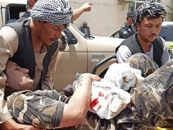 افغان انٹیلی جنس کے دفتر کے قریب کار بم دھماکے میں 11 افراد ہلاک