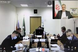 Iran, Russia discuss customs coop.