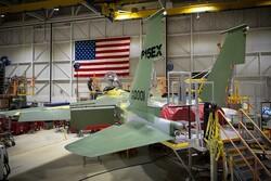 قرارداد بوئینگ برای تولید جتهای جنگنده اف ۱۵ ای ایکس
