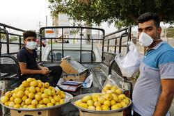 بندر عباس میں ماسک کے استعمال میں عوام کی ہمراہی