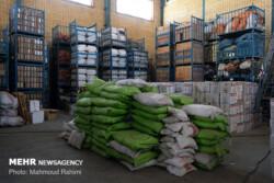 کالاهای اساسی در استان قزوین به میزان کافی ذخیره شده است