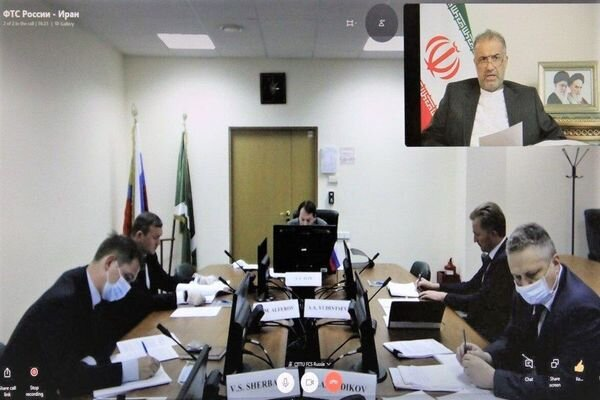 Iran, Russia discuss customs coop.