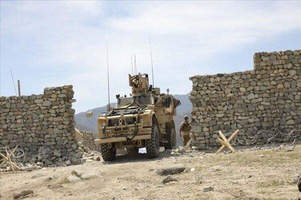 آمریکا فعالیت ۵ پایگاه نظامی خود در افغانستان را تعطیل کرد