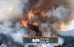 آتش سوزی در جنگل های ایالت کلرادو آمریکا