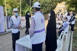 مانور اورژانس اجتماعی در قزوین برگزار شد