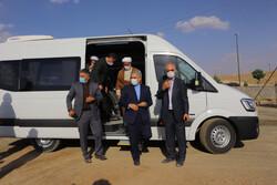 ایرانی صدر کے معاون کا صوبہ چہار محال بختیاری کا دورہ