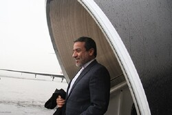 Araghchi arrives in Vienna to attend JCPOA Joint Commission