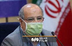 شرایط نگران کننده کرونا در تهران