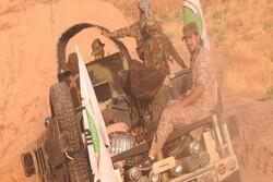 Hashd al-Sha'abi destroys 10 ISIL hide-outs, bases in E Iraq