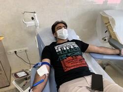 مشارکت استانداران در ترویج فرهنگ اهدای خون